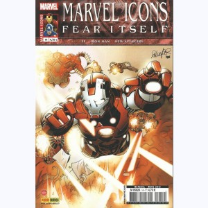 Marvel Icons (2ème Série) : n° 14, Fear Itself 2 Le bruit de la guerre