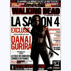 Walking Dead magazine : n° 7A, La saison 4