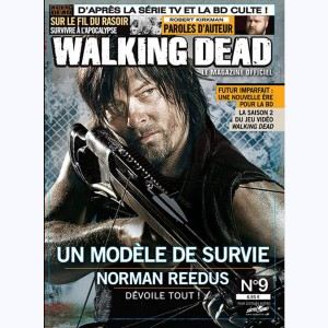 Walking Dead magazine : n° 9A, Futur imparfait
