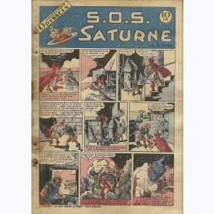 Collection Odyssées : n° 23, S.O.S. Saturne
