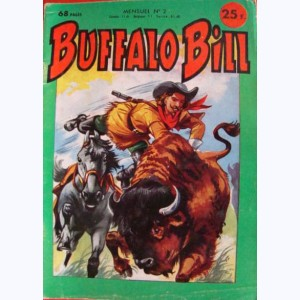 Buffalo Bill : n° 2, Le traité de Dent-d'Ours