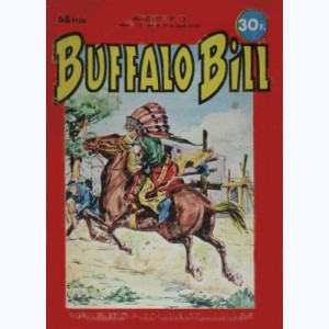 Buffalo Bill : n° 13, ... à destination de San Francisco
