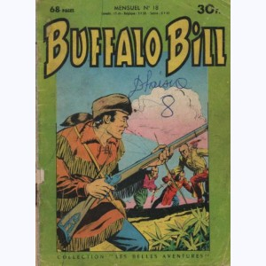 Buffalo Bill : n° 18, Trafic de fourrures - suite