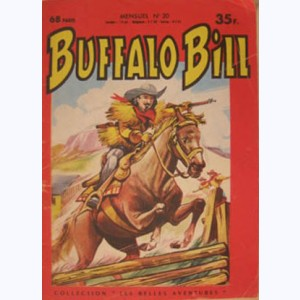 Buffalo Bill : n° 20, La révolte des Chippeways