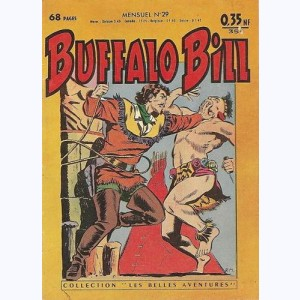 Buffalo Bill : n° 29, L'affaire Benett