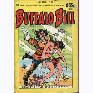 Buffalo Bill : n° 33, Le rodéo suite