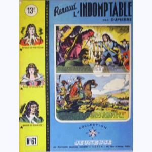 Collection Jeunesse : n° 61, Renaud l'indomptable