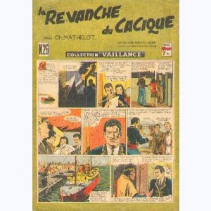 Collection Vaillance : n° 26, La revanche du cacique