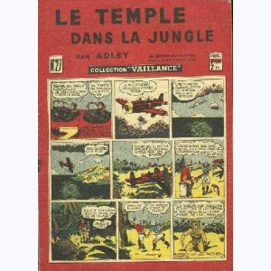 Collection Vaillance : n° 27, Le temple dans la jungle