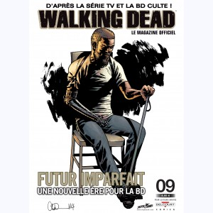 Walking Dead magazine : n° 9B, Futur imparfait