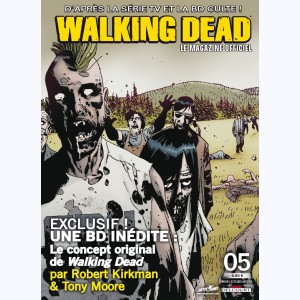 Walking Dead magazine : n° 5B