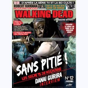 Walking Dead magazine : n° 12A, Les secrets des Michonne
