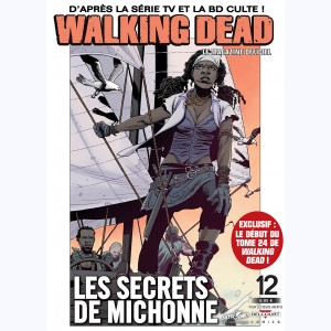 Walking Dead magazine : n° 12B, Les secrets des Michonne