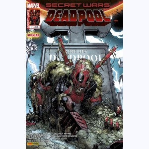 Secret Wars - Deadpool : n° 1