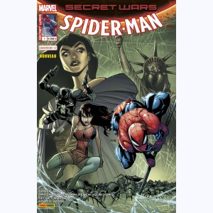 Secret Wars - Spider-Man : n° 1A