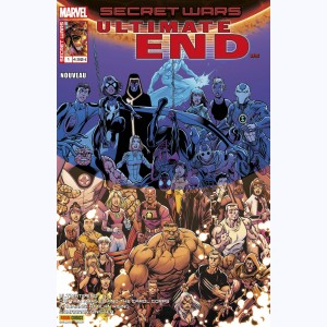 Secret Wars - Ultimate End : n° 1