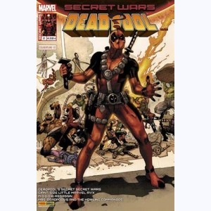 Secret Wars - Deadpool : n° 2A