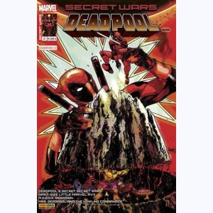Secret Wars - Deadpool : n° 2B