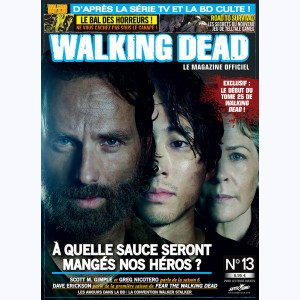 Walking Dead magazine : n° 13A
