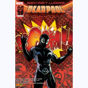 Secret Wars - Deadpool : n° 3