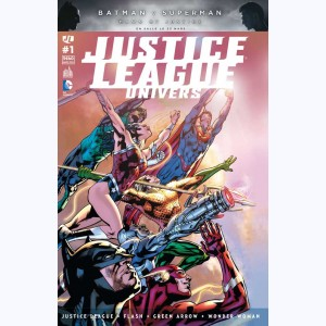 Justice League Univers : n° 1