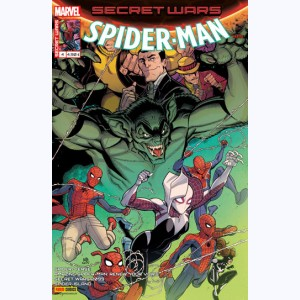 Secret Wars - Spider-Man : n° 4