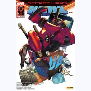 Secret Wars - Deadpool : n° 4