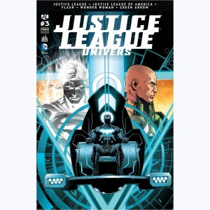 Justice League Univers : n° 3