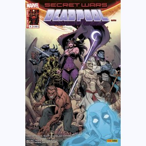 Secret Wars - Deadpool : n° 5