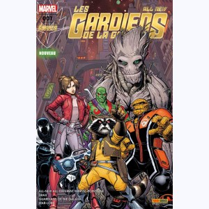 All-New Les Gardiens de la Galaxie : n° 1