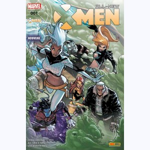 All-New X-Men : n° 1
