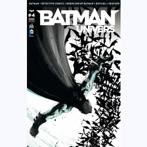 Batman Univers : n° 4
