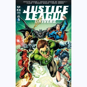 Justice League Univers : n° 4