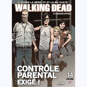 Walking Dead magazine : n° 14B
