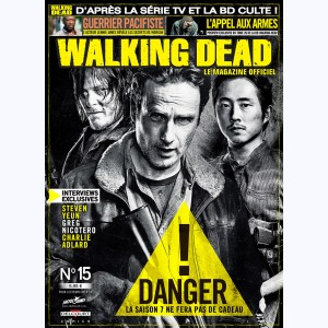 Walking Dead magazine : n° 15A