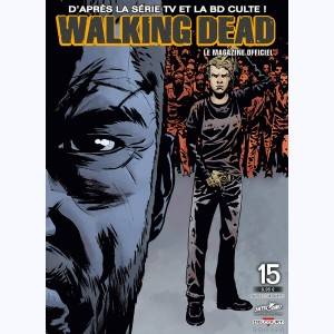 Walking Dead magazine : n° 15B