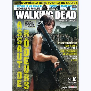 Walking Dead magazine : n° 16A