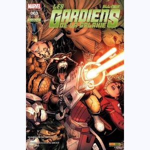 All-New Les Gardiens de la Galaxie : n° 3