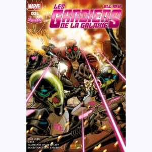 All-New Les Gardiens de la Galaxie : n° 5