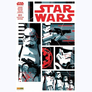 Star Wars (Panini) : n° 11 Collector