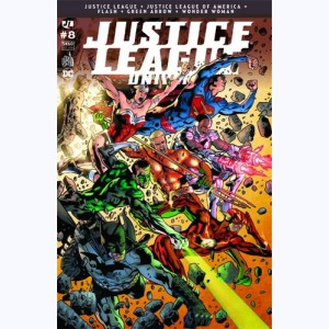 Justice League Univers : n° 8