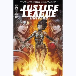 Justice League Univers : n° 9