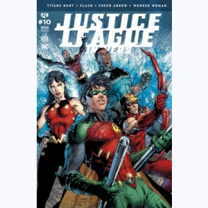 Justice League Univers : n° 10