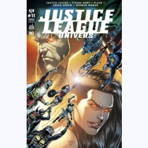 Justice League Univers : n° 11