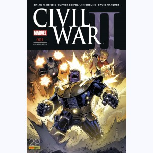 Civil War II : n° 1B