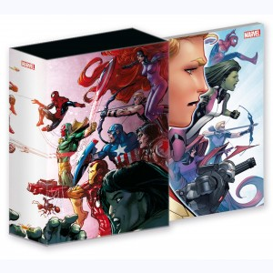 Civil War II : n° 1, Coffret