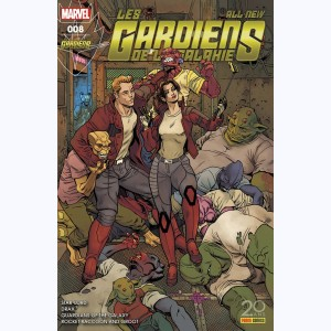 All-New Les Gardiens de la Galaxie : n° 8