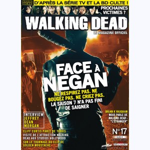 Walking Dead magazine : n° 17A