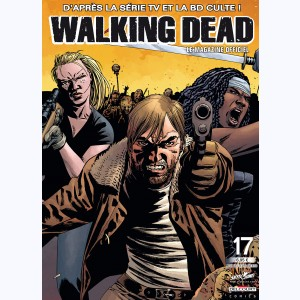 Walking Dead magazine : n° 17B