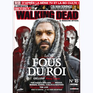 Walking Dead magazine : n° 18A